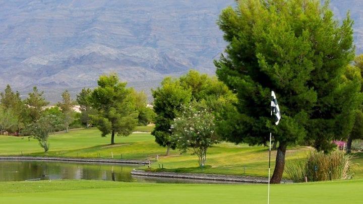 Aliante Golf Club - Hole 17