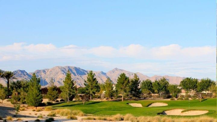 Aliante Golf Club - Hole 4
