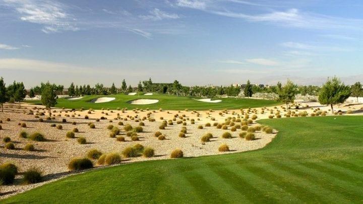 Aliante Golf Club - Golf Course