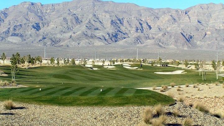 Aliante Golf Club - Mountains