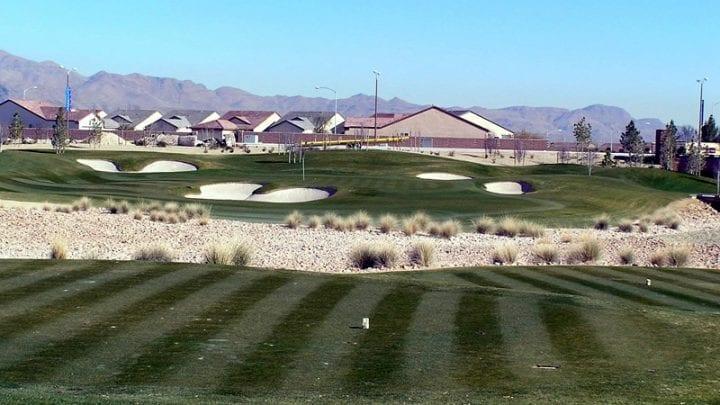 Aliante Golf Club - Par 3