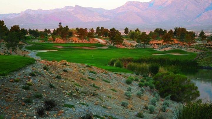 Angel Park Golf Club Mountain 7