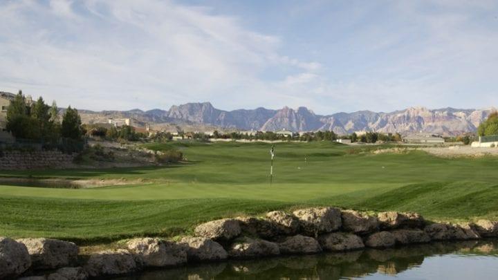 Badlands Golf Course 4
