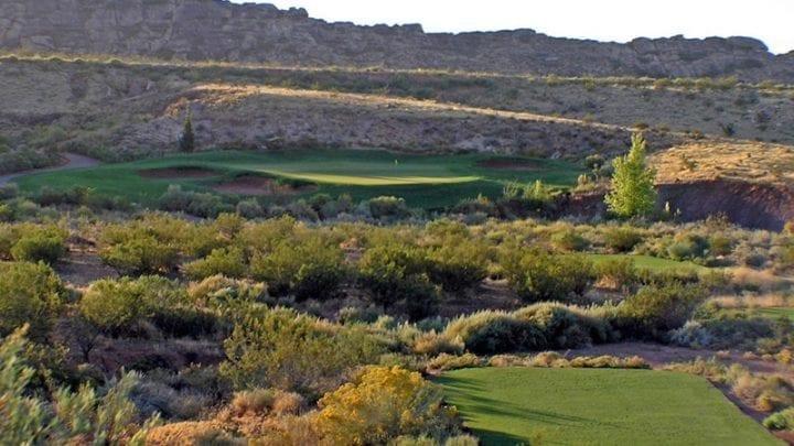 Coral Canyon Golf Course 9