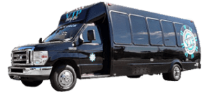 Las Vegas Limousine party bus transportation