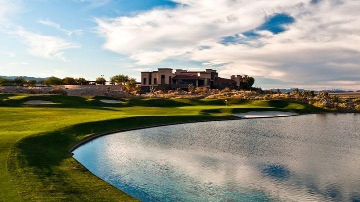 Las Vegas Paiute Golf Club Snow Mountain Course 1