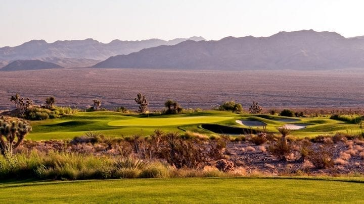 Las Vegas Paiute Golf Club Snow Mountain Course 7