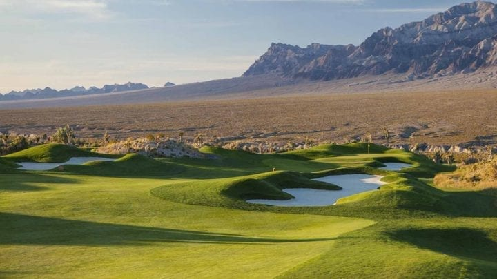 Las Vegas Paiute Golf Club Sun Mountain Course 1