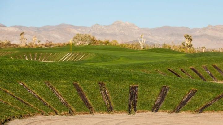 Las Vegas Paiute Golf Club Sun Mountain Course 12