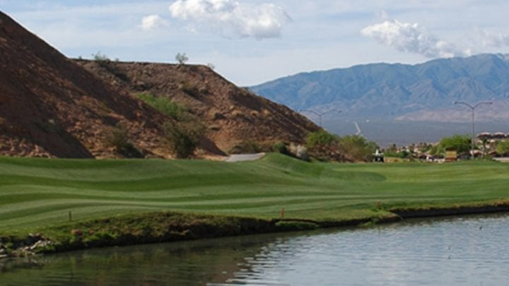 Oasis Golf Club Canyons Course 8