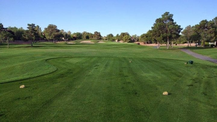 Palm Valley Golf Course 9