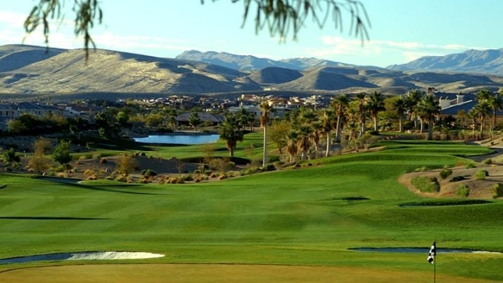 Red Rock Arroyo Golf Course 1