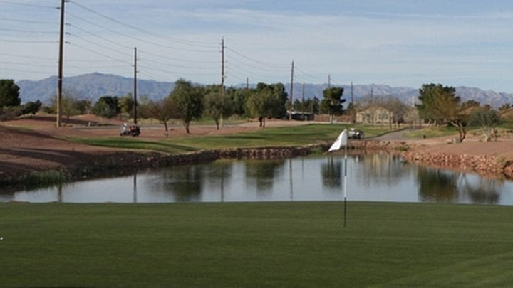 Stallion Mountain Golf Course 1