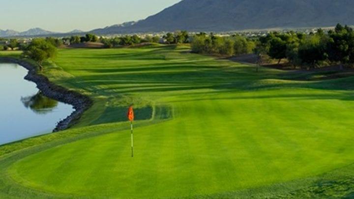 Stallion Mountain Golf Course 13