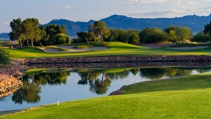 Stallion Mountain Golf Course 14