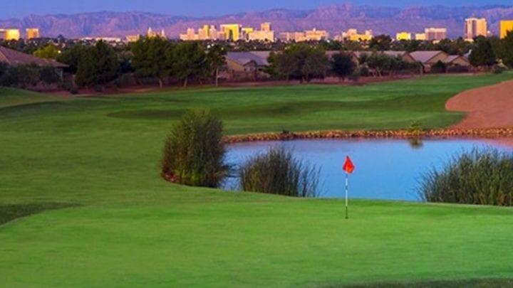 Stallion Mountain Golf Course 16