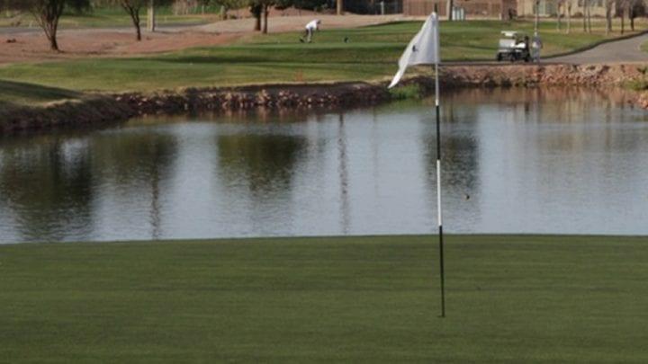 Stallion Mountain Golf Course 5