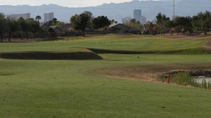 Stallion Mountain Golf Course 7