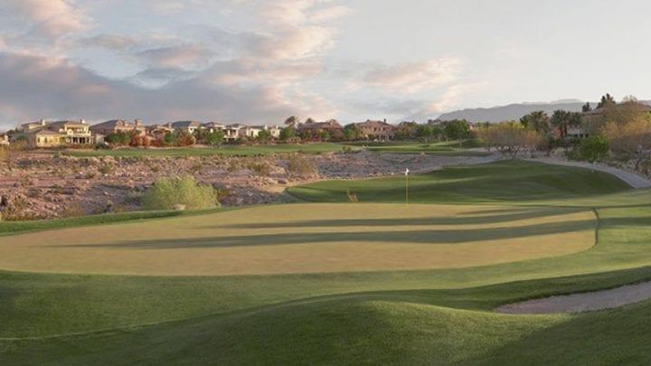 TPC Las Vegas Golf Course 1