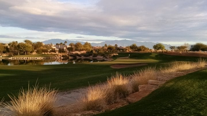 TPC Las Vegas Golf Course 5
