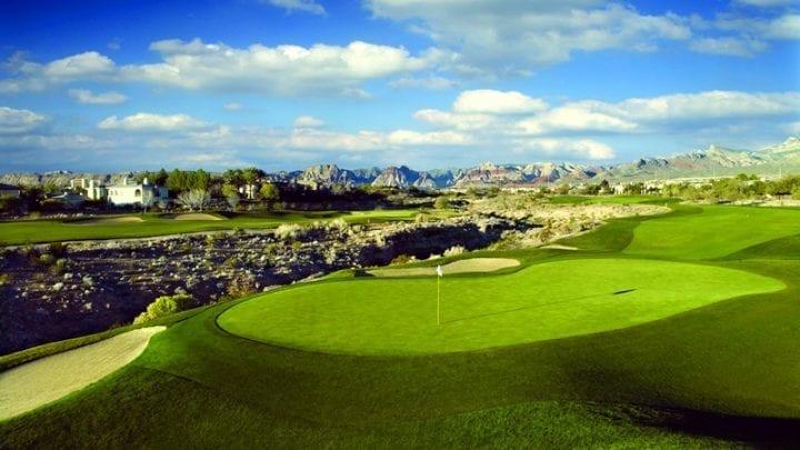 TPC Las Vegas Golf Course 9