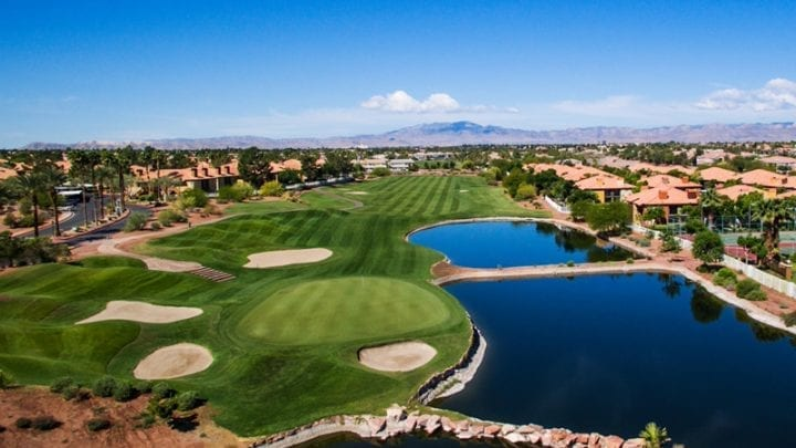 The Legacy Golf Course 1