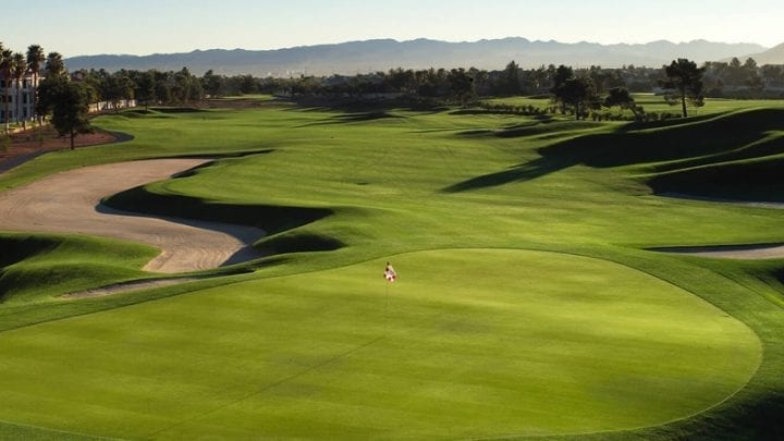 The Legacy Golf Course 4