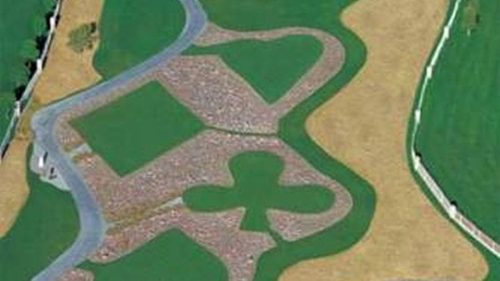 The Legacy Golf Course 8