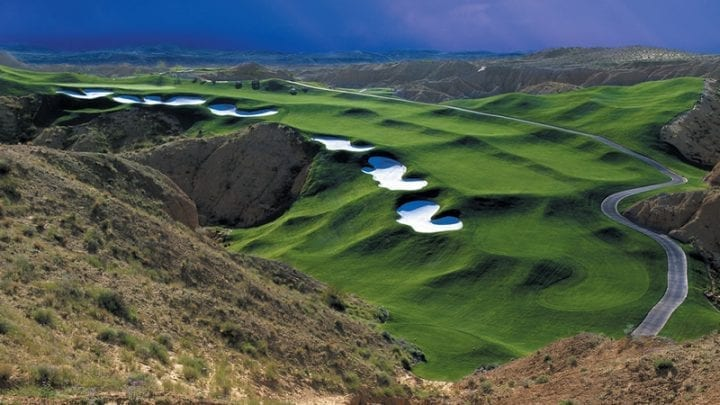 Wolf Creek Golf Course 4