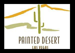 Painted Desert Golf Club Logo