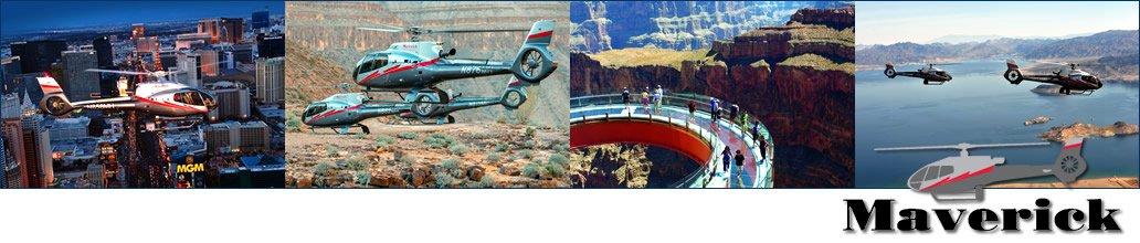 Maverick Helicopter Tours Las Vegas